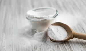 bikarbonat för städning