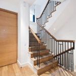 byta räcke till trappen