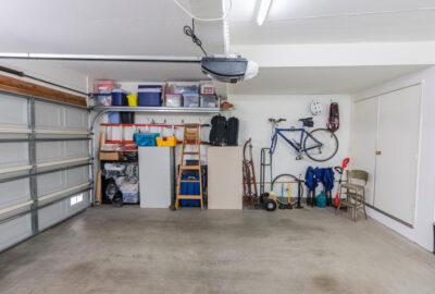 Smart förvaring i garaget